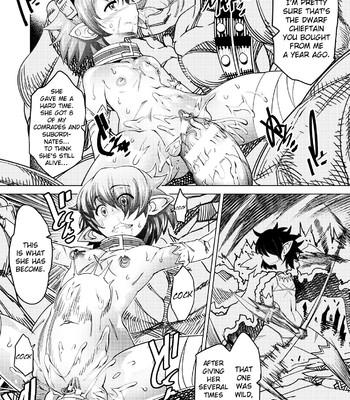 Demi-human Zone comic porn sex 014