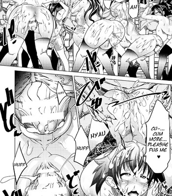 Demi-human Zone comic porn sex 020