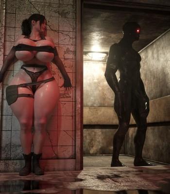 Porn Comics - The Final Threat