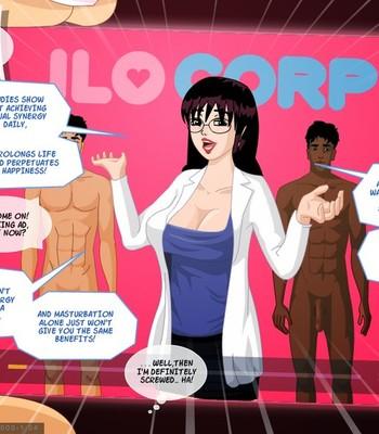 Pleasure Files 2069: DENN.IS 3000 (ongoing) comic porn sex 004