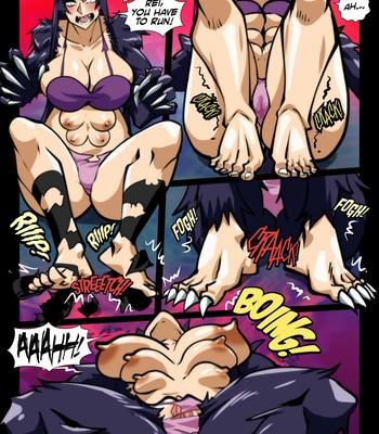 High School of the Werewolf 3 comic porn sex 013