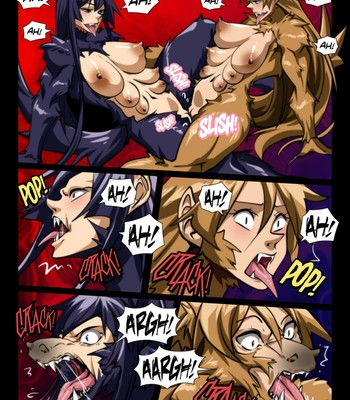 High School of the Werewolf 3 comic porn sex 021