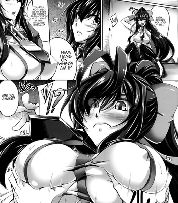 Blue Charm Dance comic porn sex 004