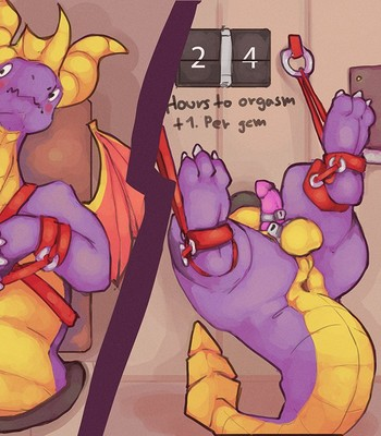 Porn Comics - Spyro in Trouble