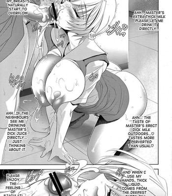 Master & slave II comic porn sex 075