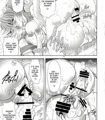 Master & slave II comic porn sex 123