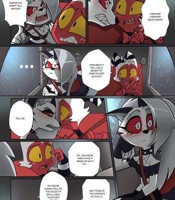 [Jizoku] A Night With Loona (Ongoing) comic porn sex 006