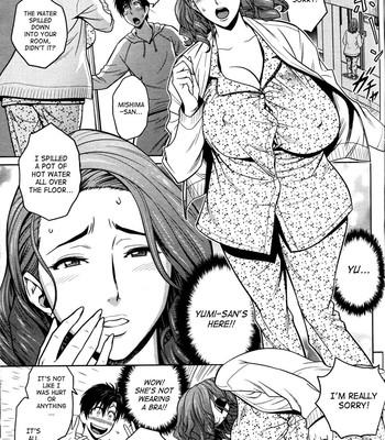 Twin Milf [Tatsunami Youtoku] comic porn sex 005