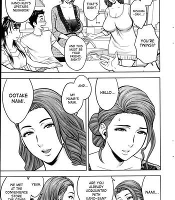 Twin Milf [Tatsunami Youtoku] comic porn sex 023