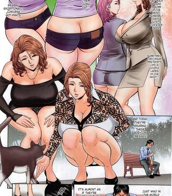 Twin Milf [Tatsunami Youtoku] comic porn sex 119