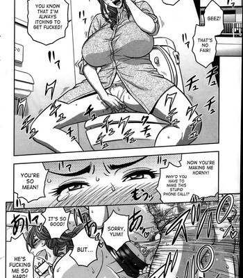 Twin Milf [Tatsunami Youtoku] comic porn sex 159
