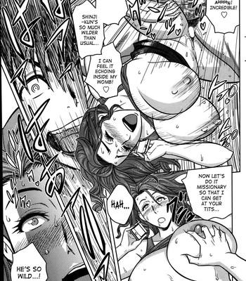 Twin Milf [Tatsunami Youtoku] comic porn sex 160