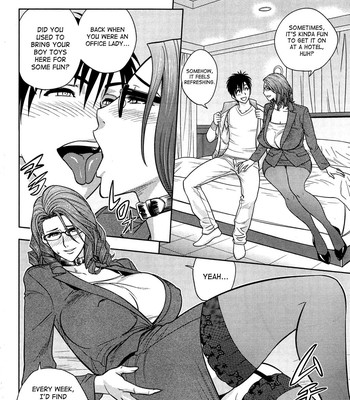 Twin Milf [Tatsunami Youtoku] comic porn sex 255