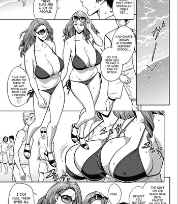 Twin Milf [Tatsunami Youtoku] comic porn sex 308