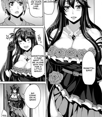 Rosetta-san to Ii Koto Shiyou comic porn sex 003