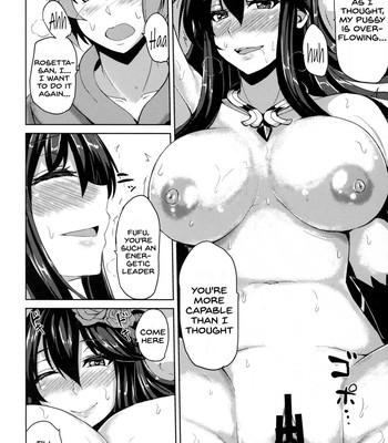 Rosetta-san to Ii Koto Shiyou comic porn sex 018