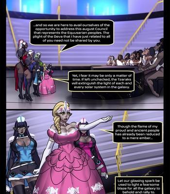 Princess Claire A Royal Endowment Chapter 4 comic porn sex 002