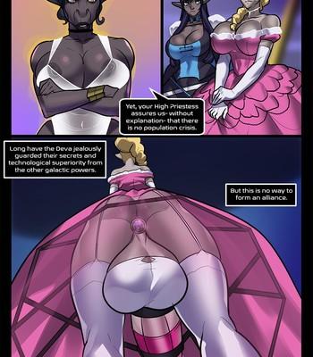 Princess Claire A Royal Endowment Chapter 4 comic porn sex 004