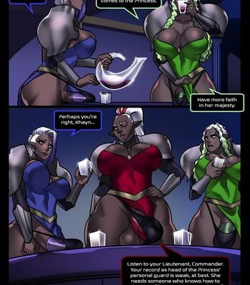 Princess Claire A Royal Endowment Chapter 4 comic porn sex 008