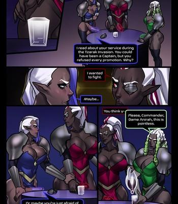 Princess Claire A Royal Endowment Chapter 4 comic porn sex 009
