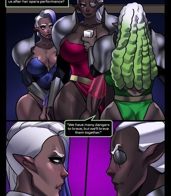 Princess Claire A Royal Endowment Chapter 4 comic porn sex 010