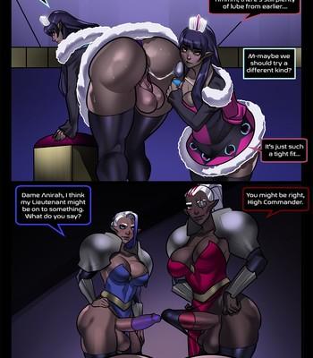 Princess Claire A Royal Endowment Chapter 4 comic porn sex 011