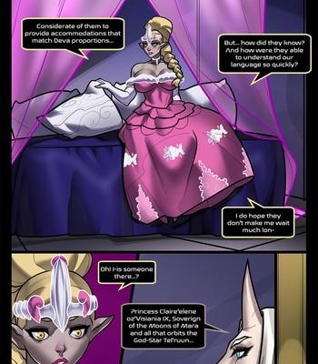 Princess Claire A Royal Endowment Chapter 4 comic porn sex 012