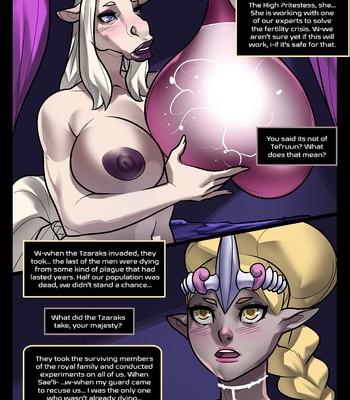 Princess Claire A Royal Endowment Chapter 4 comic porn sex 024