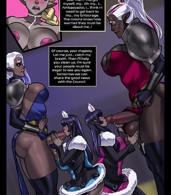 Princess Claire A Royal Endowment Chapter 4 comic porn sex 044