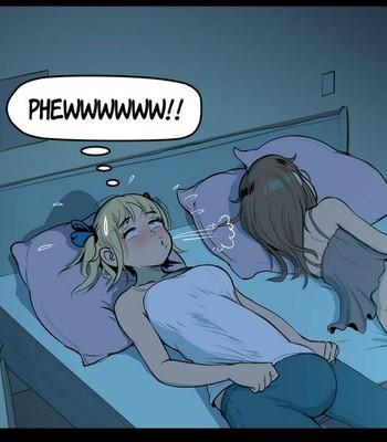 [Lewdua] Watching a Series – Nessie and Karen comic porn sex 057