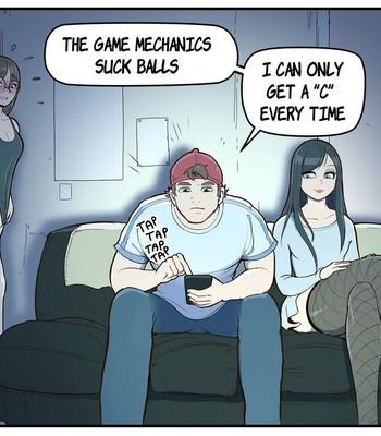 [Lewdua] Watching a Series – Nessie and Karen comic porn sex 062