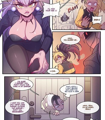 Live Streaming (League of Legends) [Ongoing] comic porn sex 003