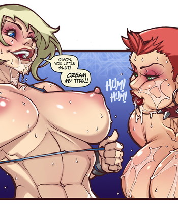 SETH AND REPREE OUTCAST NIGHT (COMPLETE PLUS EX) comic porn sex 025