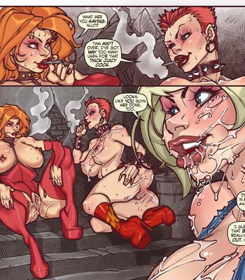 SETH AND REPREE OUTCAST NIGHT (COMPLETE PLUS EX) comic porn sex 106