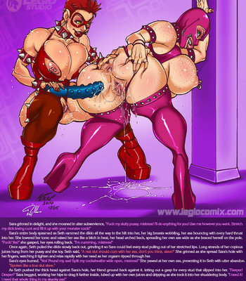 SETH AND REPREE OUTCAST NIGHT (COMPLETE PLUS EX) comic porn sex 127