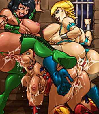 SETH AND REPREE OUTCAST NIGHT (COMPLETE PLUS EX) comic porn sex 137