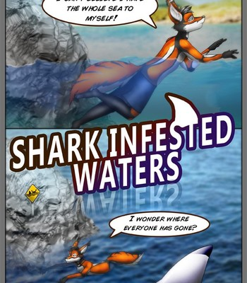 Porn Comics - Shark Infested Waters