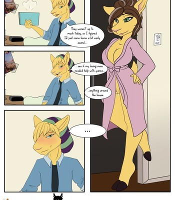 Drama Llama Llama – Chapter 1 comic porn sex 004