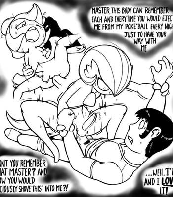 Porn Comics - Repay You With Rape
