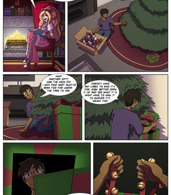 Porn Comics - Tales from the Grimoire Vol.2