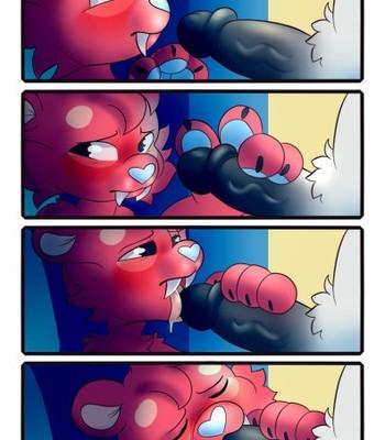 Caught! comic porn sex 005