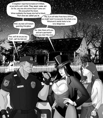 Justice League – Forsaken Souls comic porn sex 003