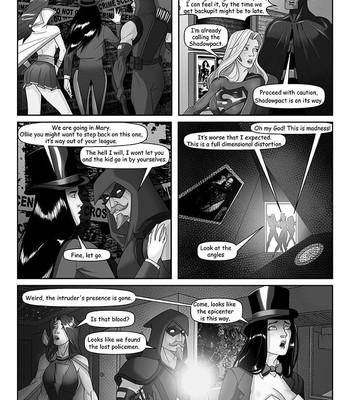 Justice League – Forsaken Souls comic porn sex 004