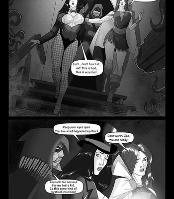 Justice League – Forsaken Souls comic porn sex 005