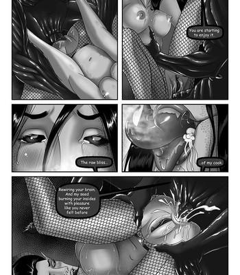 Justice League – Forsaken Souls comic porn sex 010