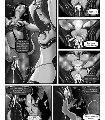 Justice League – Forsaken Souls comic porn sex 013