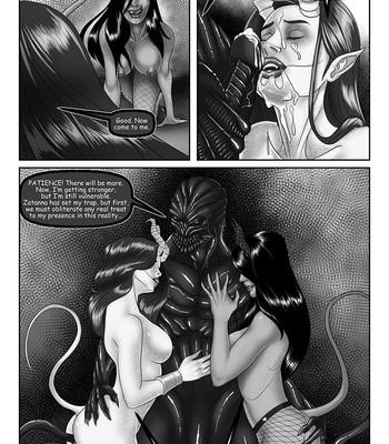 Justice League – Forsaken Souls comic porn sex 019
