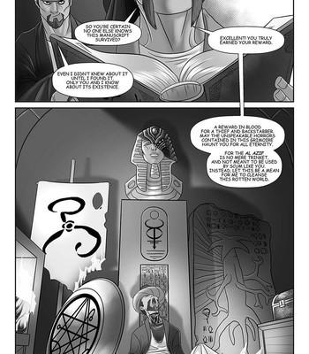Justice League – Forsaken Souls comic porn sex 039