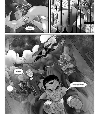 Justice League – Forsaken Souls comic porn sex 048