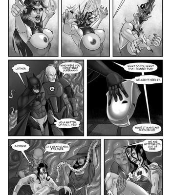 Justice League – Forsaken Souls comic porn sex 049